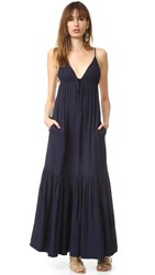 Yumi Kim Love Story Maxi Dress Navy