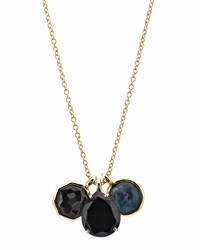 Ippolita Triple Pendant Necklace Gold