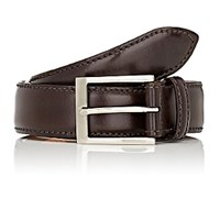 Harris Men's Smooth Leather Belt Brown