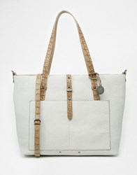 Fiorelli Shopper Bag Taupe Mix Beige