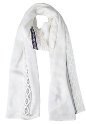 S.Oliver Scarf Creme Off White
