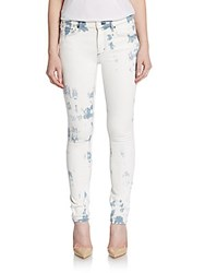 Mcguire Newton Skinny Jeans Faded Baby Blue