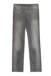 7 For All Mankind Seven For All Mankind Straight Leg Jeans Grey