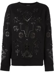 Marcelo Burlon County Of Milan 'Triangular' Sweatshirt Black