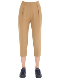 Space Style Concept Cool Wool Blend Pants