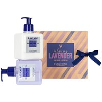 L'occitane Relaxing Lavender Hand Wash And Lotion Duo 2 X 300Ml