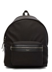 Saint Laurent City Oversized Backpack