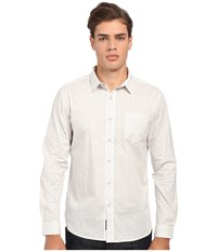 7 Diamonds Sail On Long Sleeve Shirt White Men's Long Sleeve Button Up