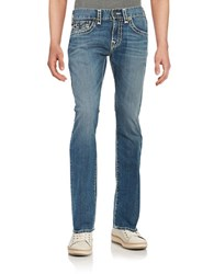 True Religion Straight Leg Jeans Blue