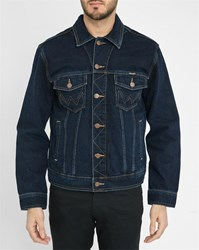 Wrangler Raw Denim Western Jacket