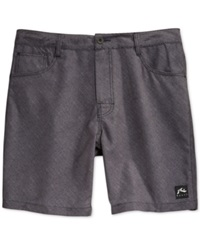 Rusty Illusioned Hybrid Boardshorts