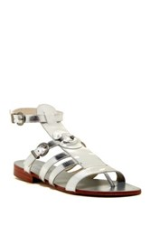 Australia Luxe Collective Palm Gladiator Sandal Metallic