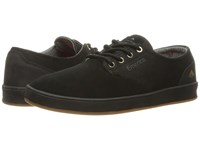 Emerica The Romero Laced Black Gum Grey Men's Skate Shoes