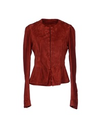 Roberta Furlanetto Leather Outerwear