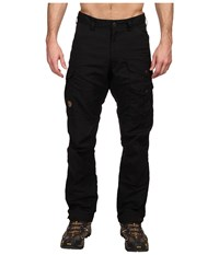 Fjall Raven Vidda Pro Black Men's Casual Pants