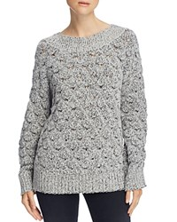 J Brand Camelia Sweater White Heather