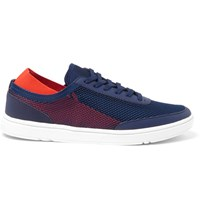 Orlebar Brown Larson Mesh Sneakers Navy