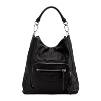 Liebeskind Hitachi Hobo Bag Ninja Black