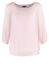 More And More Blouse Iced Rose