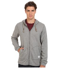 Altamont Khoar Fleece Grey Heather Men's Fleece Gray