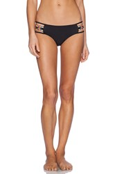 6 Shore Road Mexico Embroidered Bottom Black