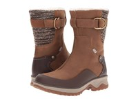 Merrell Eventyr Mid North Waterproof Tan Women's Boots