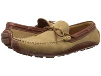 Trask Drake Camel Water Resistant Suede Men's Shoes Brown