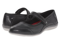 Revere Adelaide Black Women's Flat Shoes
