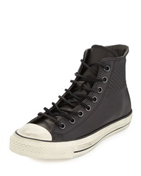 Converse John Varvatos Studded Leather High Top Sneaker 8 1 2