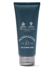 Penhaligon No. 33 Face And Beard Scrub 3.5 Oz.