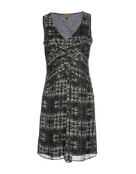 Richmond Denim Dresses Short Dresses Women Dark Green