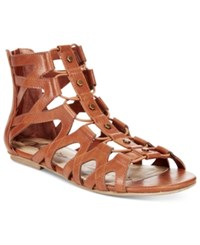 American Rag Romil Gladiator Sandals Only At Macy's Women's Shoes Tan