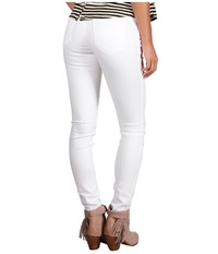 Blank Nyc The Spray On Super Skinny Jean In White Lines White Lines Women's Jeans
