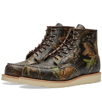 Red Wing Shoes 8884 Heritage Work 6 Moc Toe Boot Multi