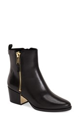 Women's Marc Fisher Ltd 'Bartly' Bootie Black Leather