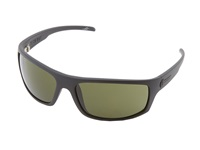 Electric Eyewear Tech One Matte Black M Grey Plastic Frame Sport Sunglasses Gray