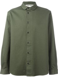 Henrik Vibskov 'Solution' Shirt Green
