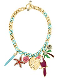 Juicy Couture Ipanema Toucan Necklace