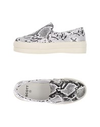 Scott Footwear Low Tops And Trainers Women White