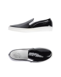 Doucal's Low Tops And Trainers Black