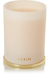 Aerin Beauty Buckhorn Amber Scented Candle Colorless