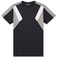 Neil Barrett Retro Modernist Tee Black