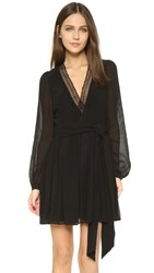Rebecca Minkoff Lolo Dress Black