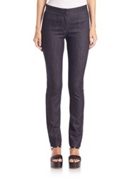 Derek Lam Hanne Stretch Cotton Leggings