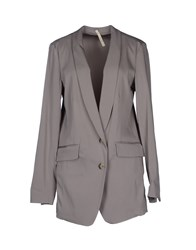 Sucre Suits And Jackets Blazers Women Beige