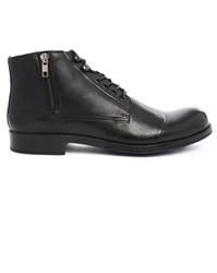 Billtornade Boots Black Laces And Zip Francky