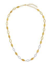 Willow 24K Gold And Diamond Short Necklace Gurhan