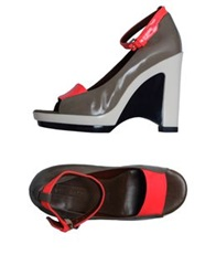 Marc By Marc Jacobs Wedges Dove Grey