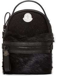 Moncler Black Georgine Backpack