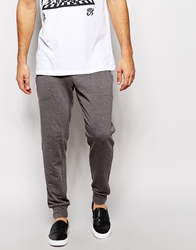Asos Skinny Sweatpants Charcoal